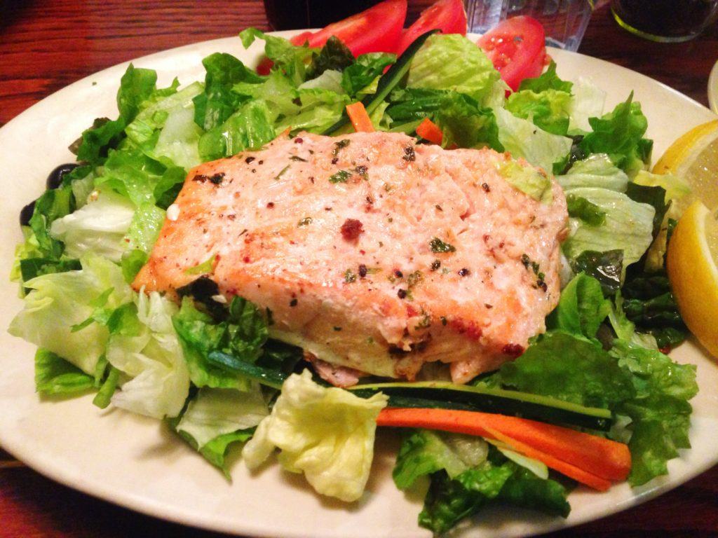 salmon-rigatonys
