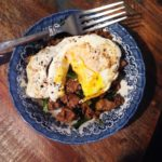 fried-egg-turkey-sausage-kale