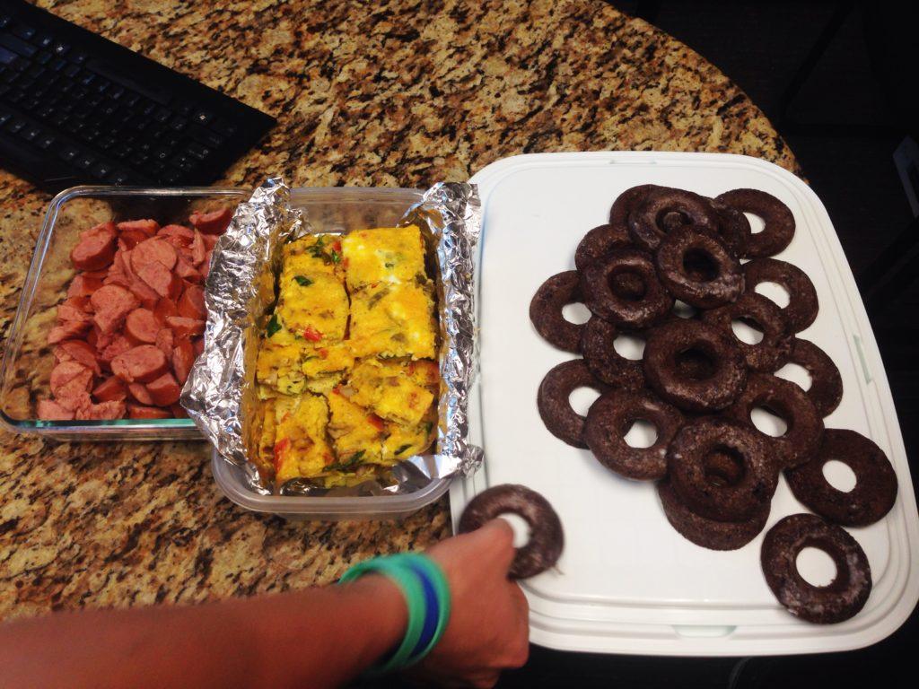 weigh in weekend breakfast