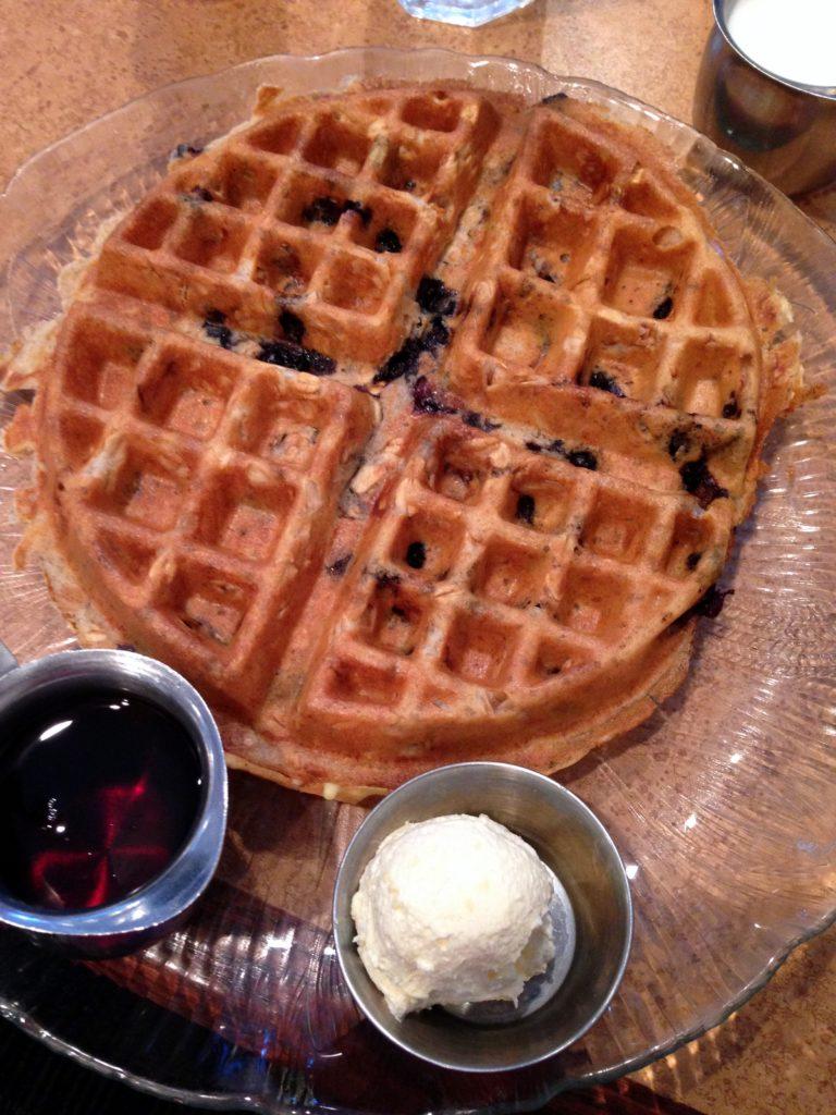 waffle- US Egg