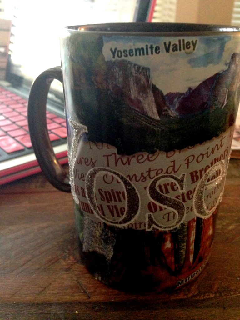 coffee yosemite