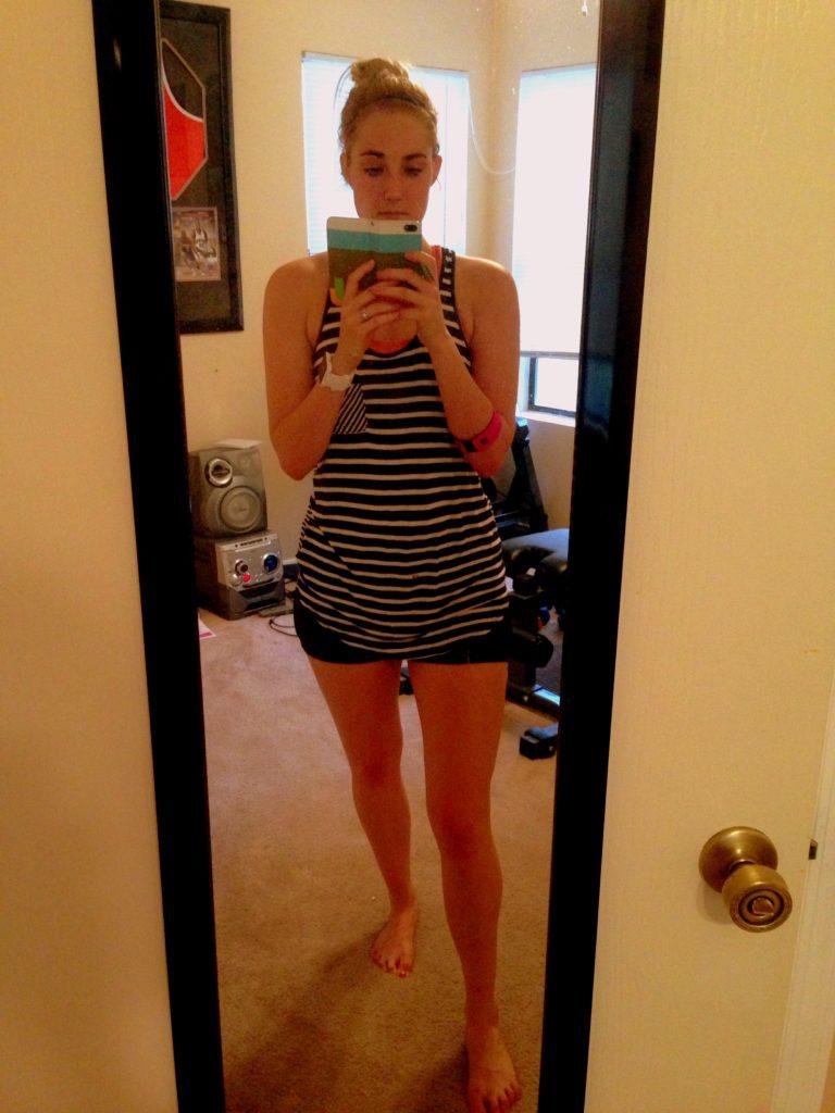 post workout