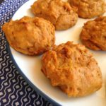 Sweet Potato SunButter Cookies