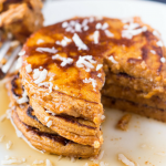 Sweet Potato Protein Pancakes (Best Version)