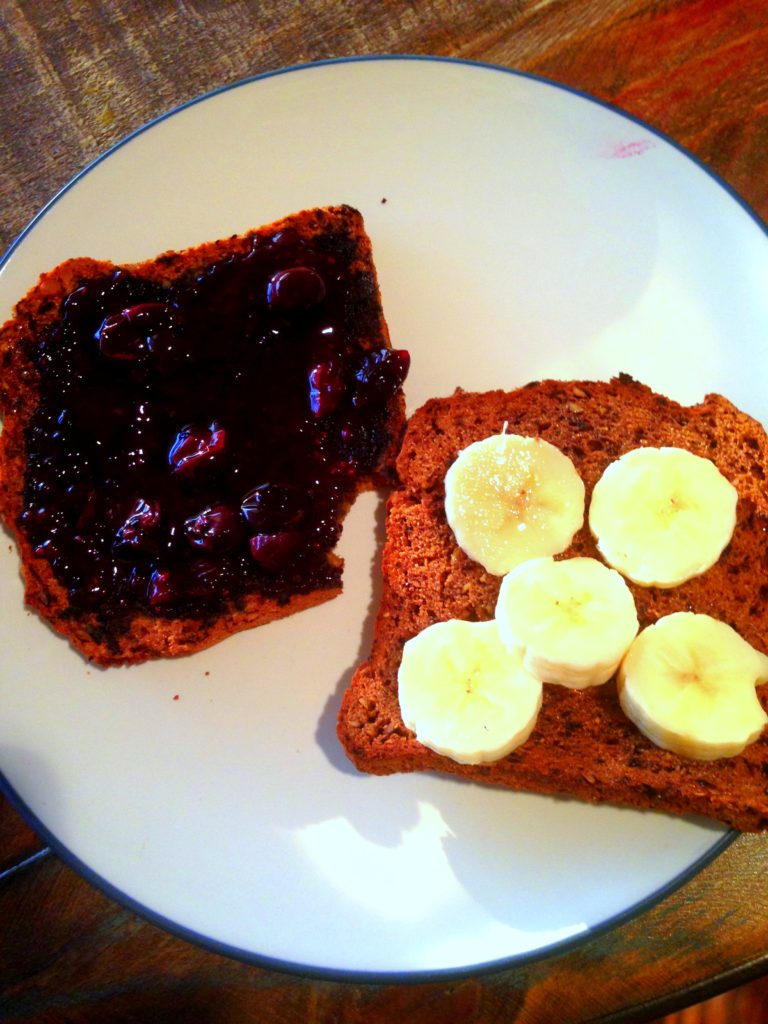 toast and pb