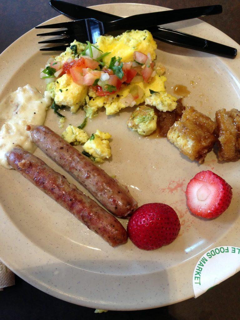 whole foods breakfast