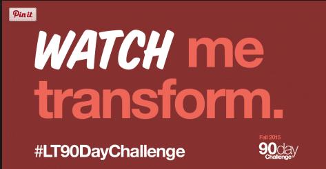 life time 90 day challenge