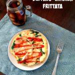 Single Serving Buffalo Chicken Frittata