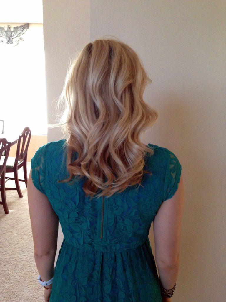 kelli wavy hair