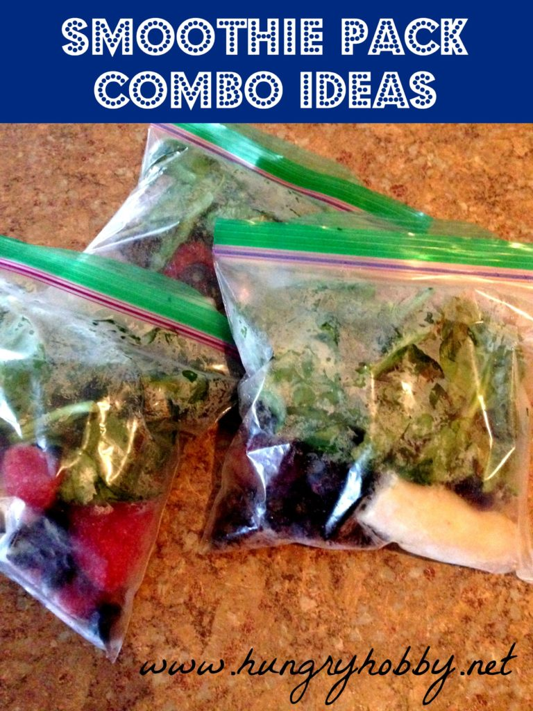 smoothie packs combos