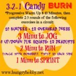 Happy Halloween & 3-2-1 Candy Burn Workout