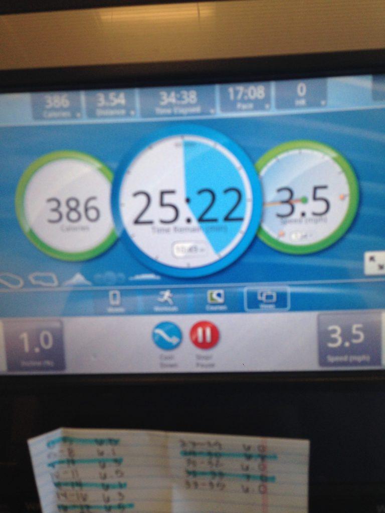 3.5 miles