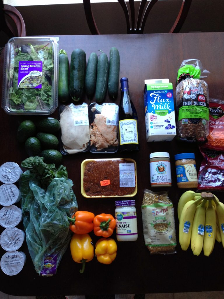 groceries sprouts