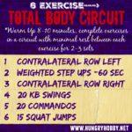 Thanksgiving 2015 Menu & Quick Total Body Circuit