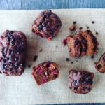 Mini Chocolate Cranberry Pumpkin Loaves – Paleo {RR 12/15}