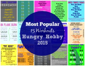 2015 workout Round Up www.hungryhobby.net