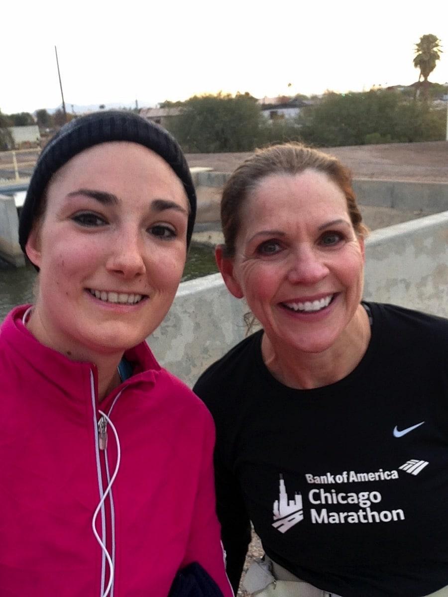 8 miles run linda