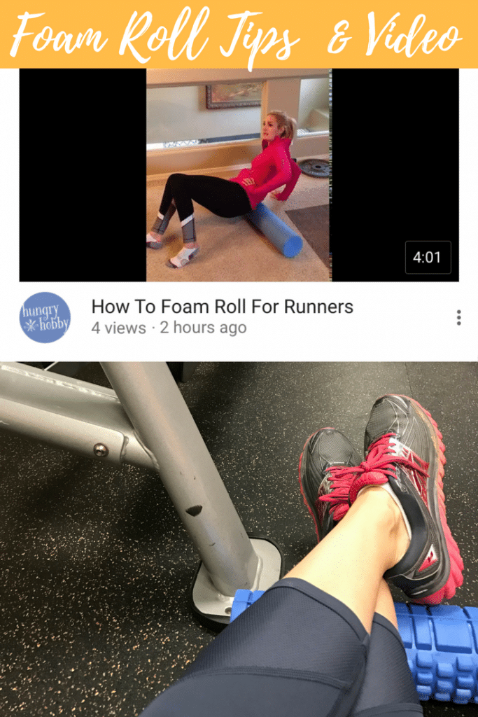 Foam Roll Tips & Video