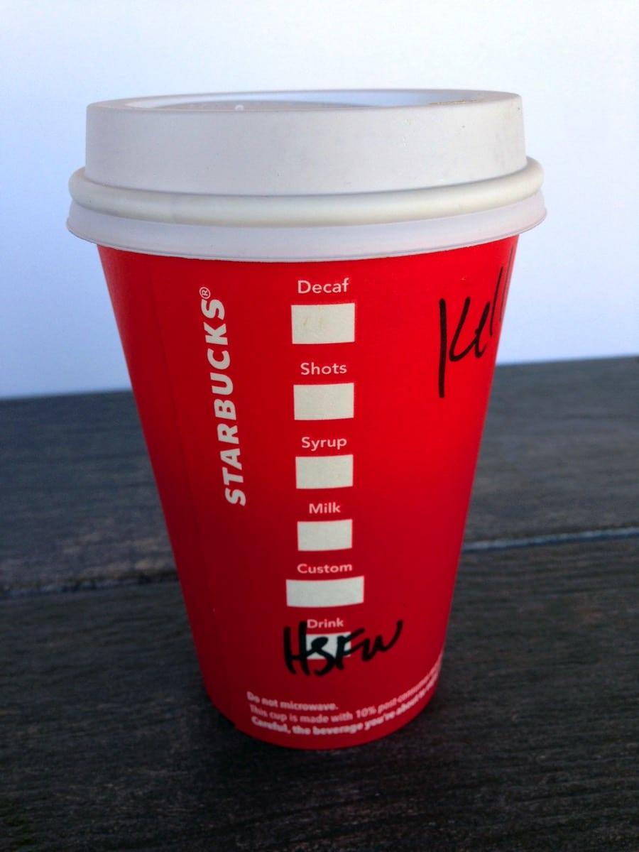 HSFW Starbucks