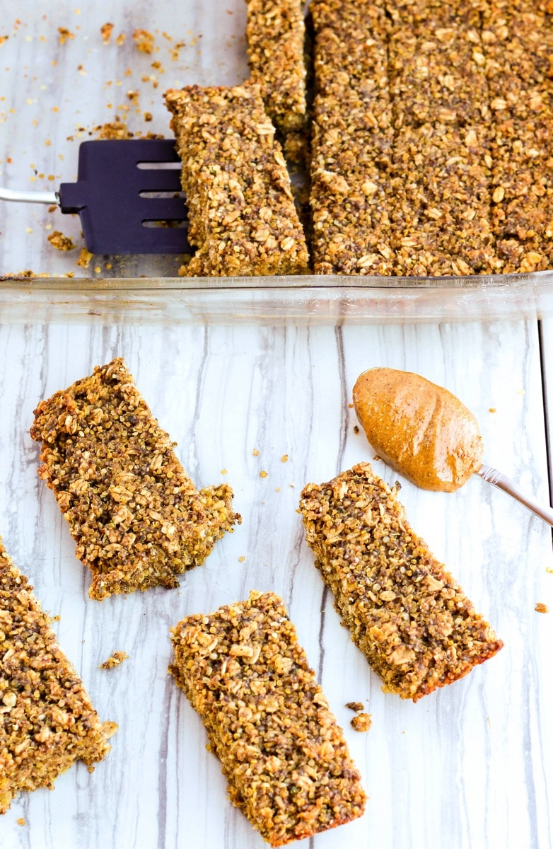 Vegan Chia Hempseed Bars 1 of 1