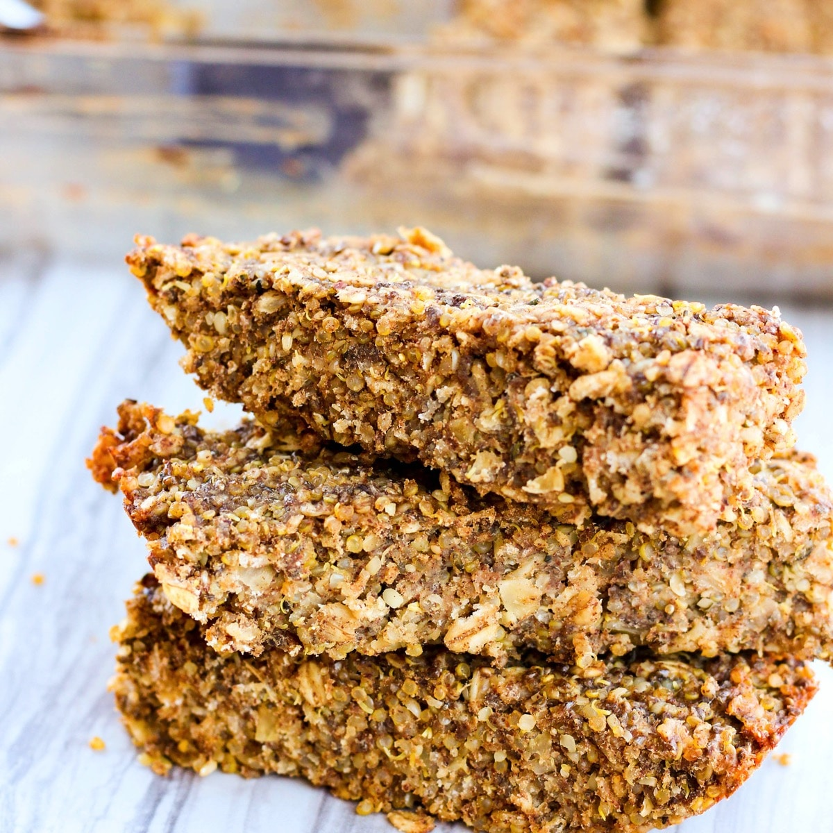 Ultimate Superfood Breakfast Bars