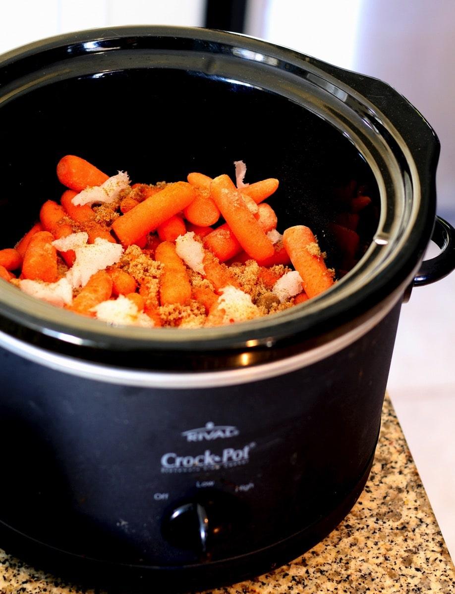 Crockpot carrots
