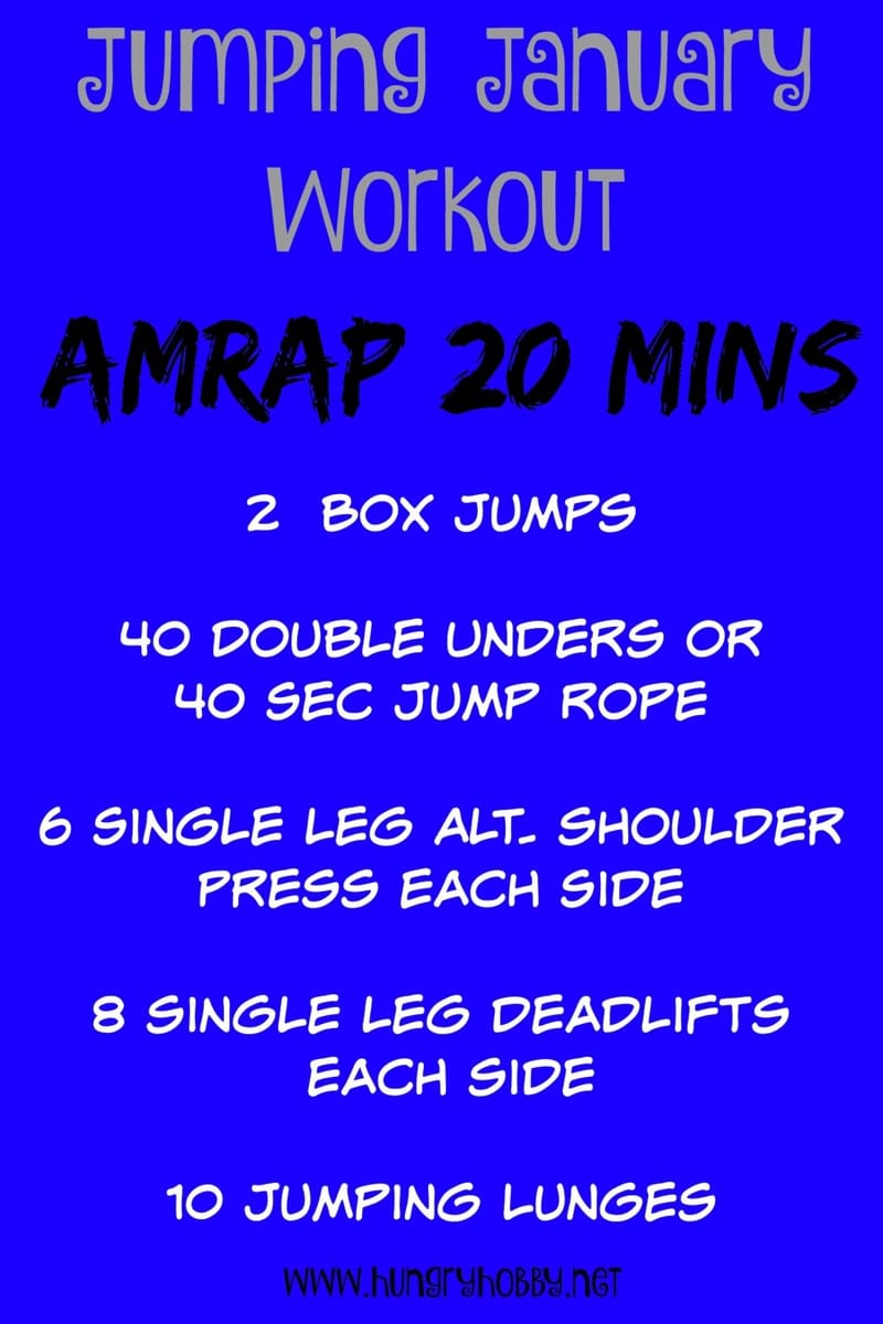 Jump jan workout