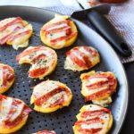 Polenta Pizza Bites – Gluten & Yeast Free (RR January 2016)