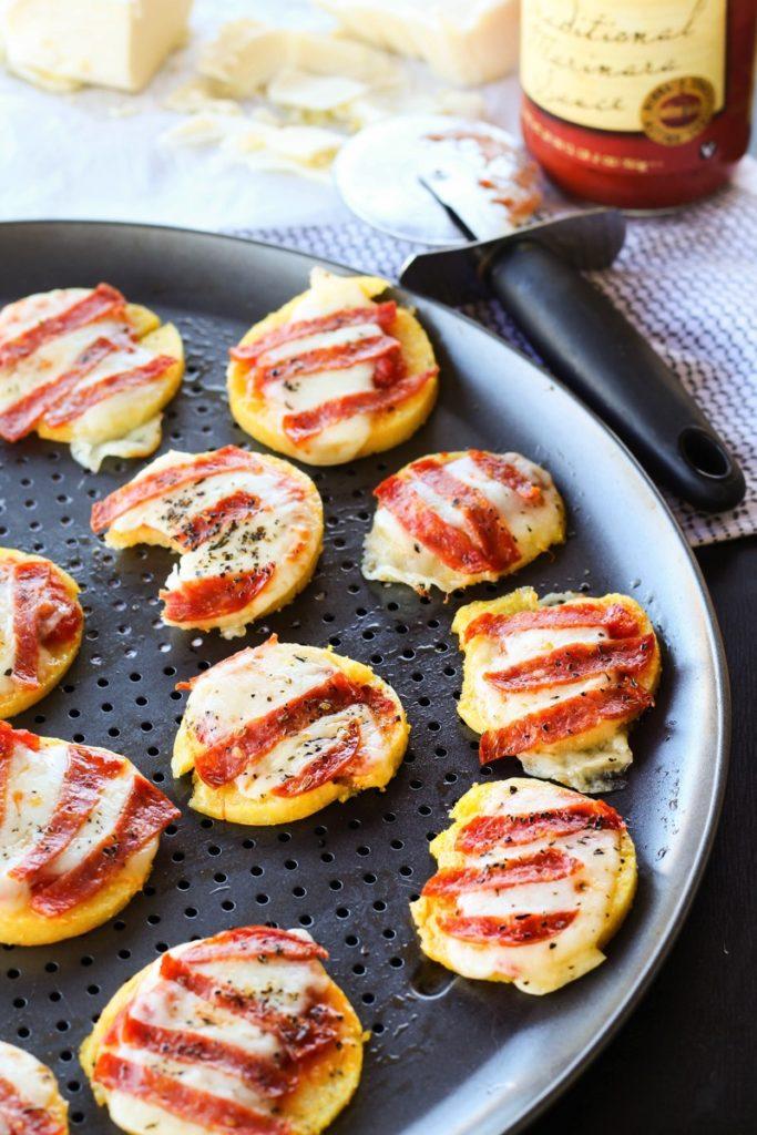 polenta-pizza-bites-gluten-free
