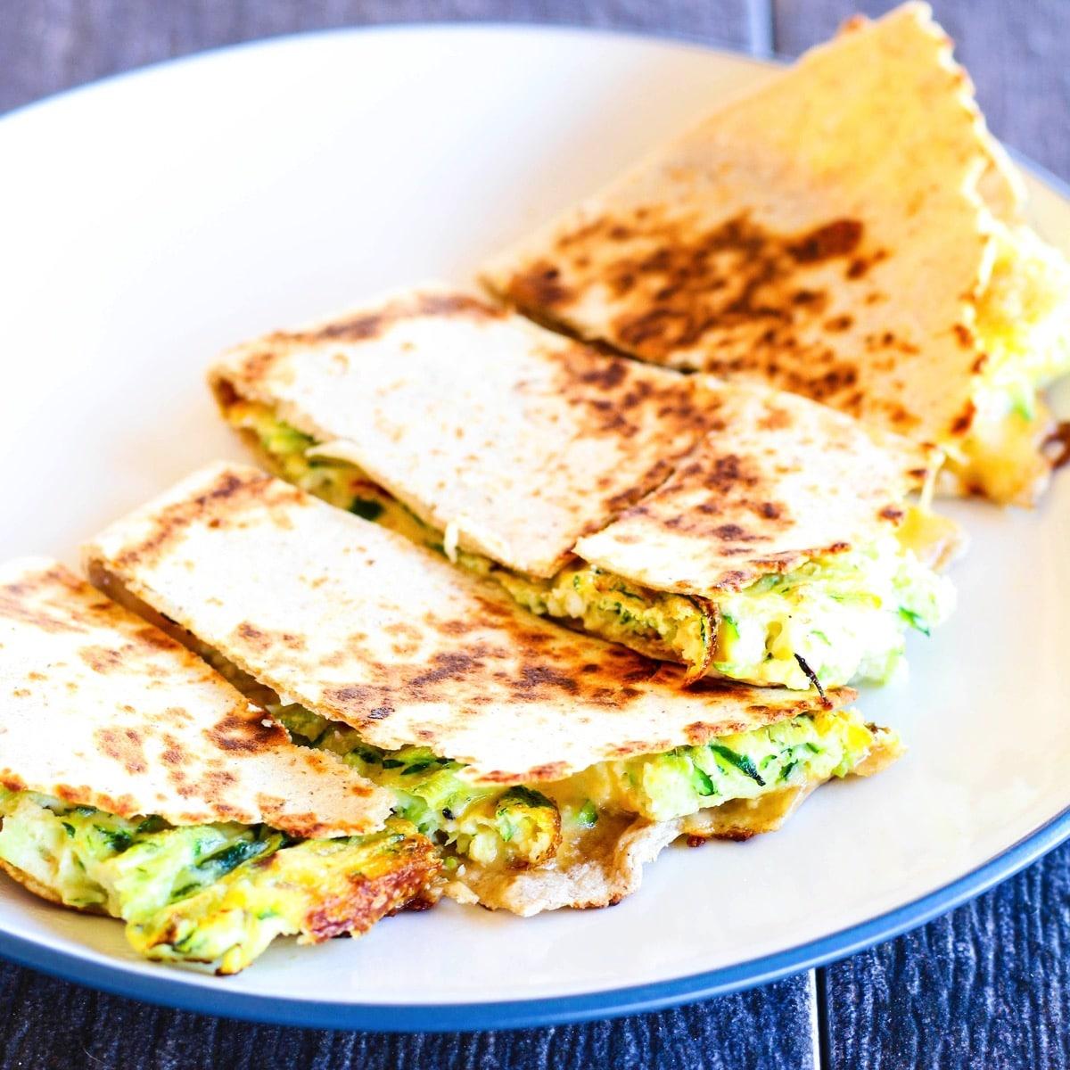 zucchini-egg-breakfast-quesadilla