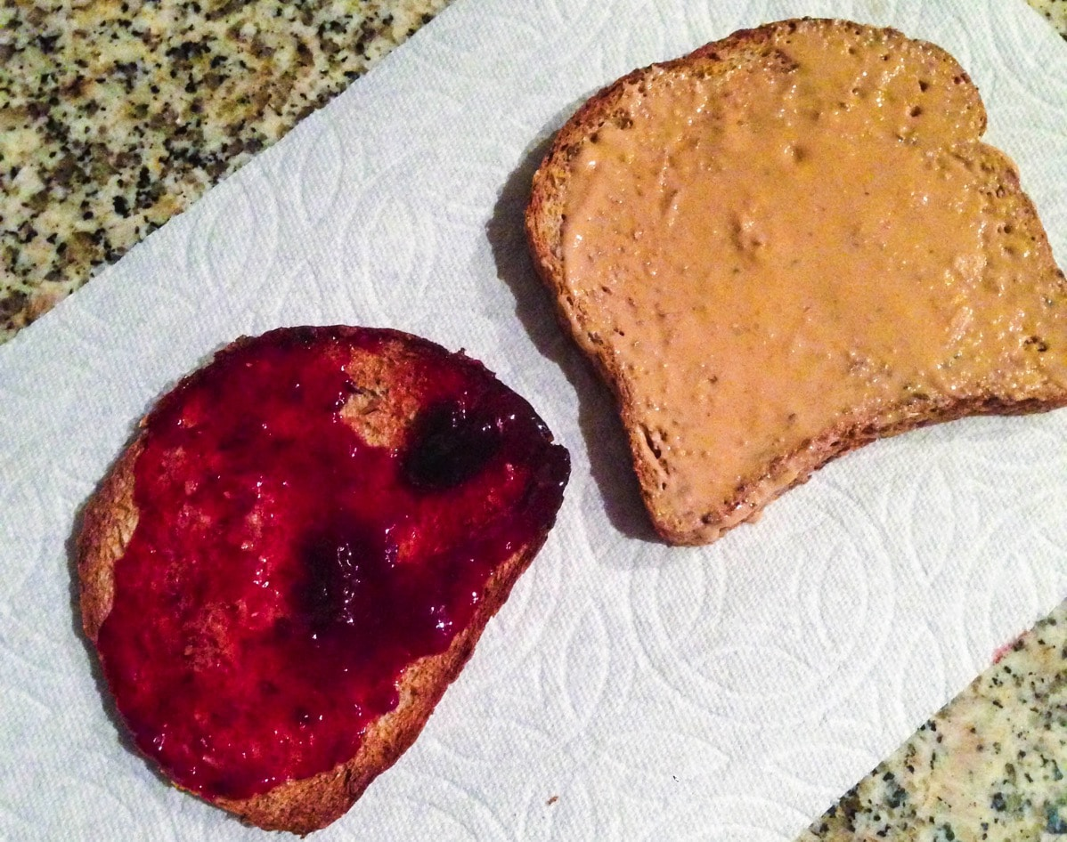 160217 cashew butter and jelly