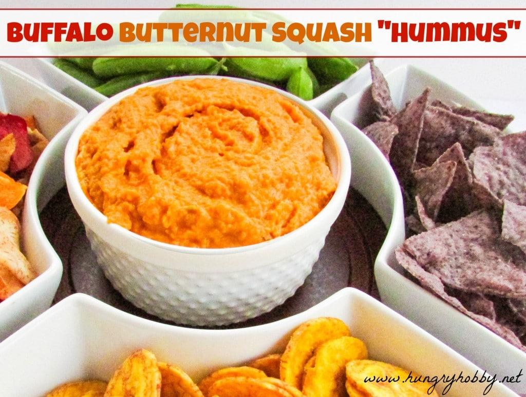 Buffalo Butternut Squash Hummus GF Paleo Nut Free Vegan 1024x774