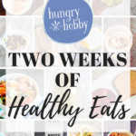 TWO WEEKS OF HEALTHY EATS
