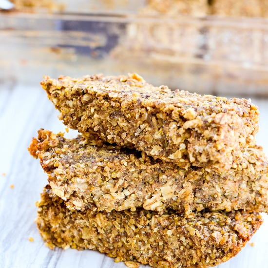 Ultimate Superfood Breakfast Bar 550 x 550