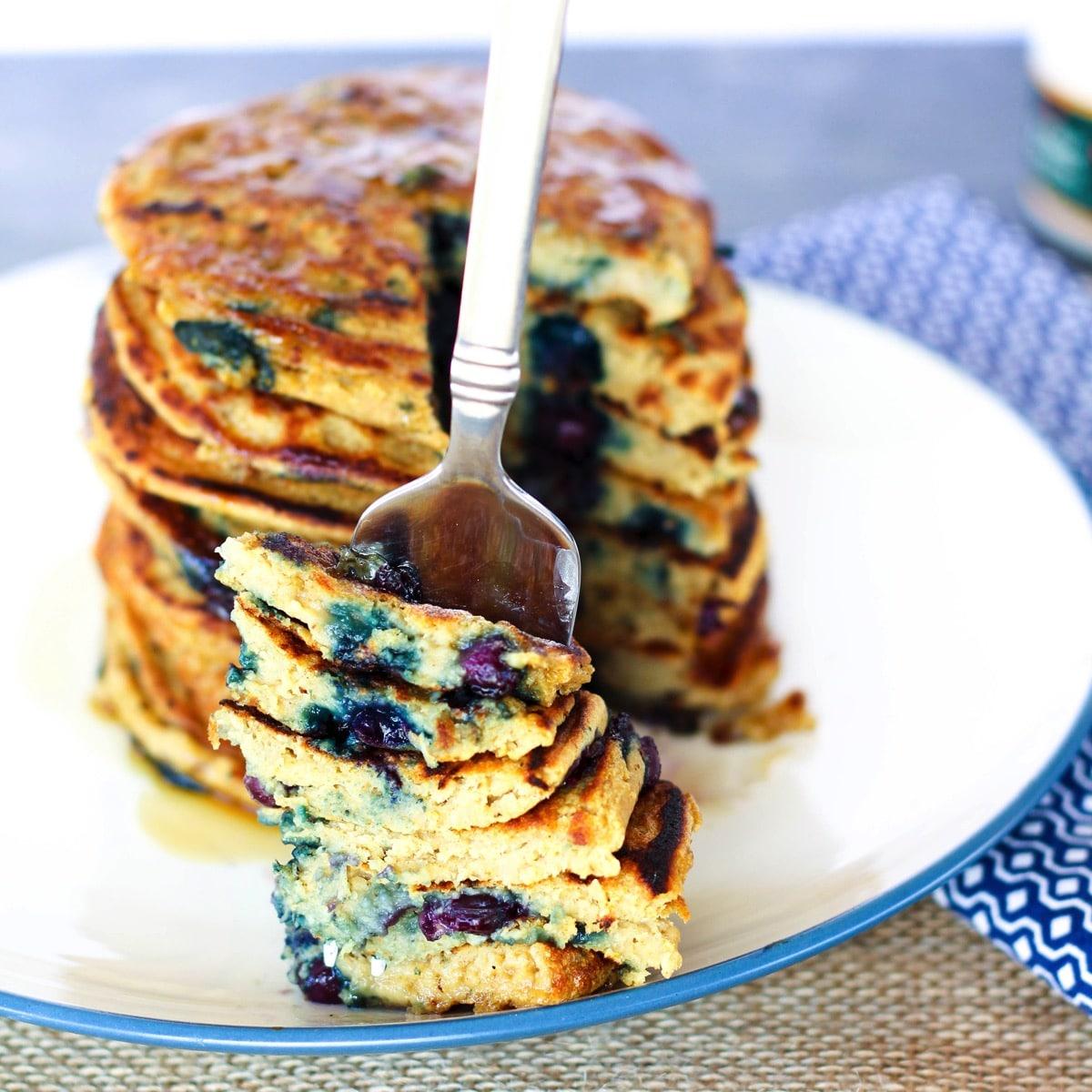 Vengan-protein-pancakes-gluten-free