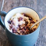 blueberry-cottage-cheese-oatmeal