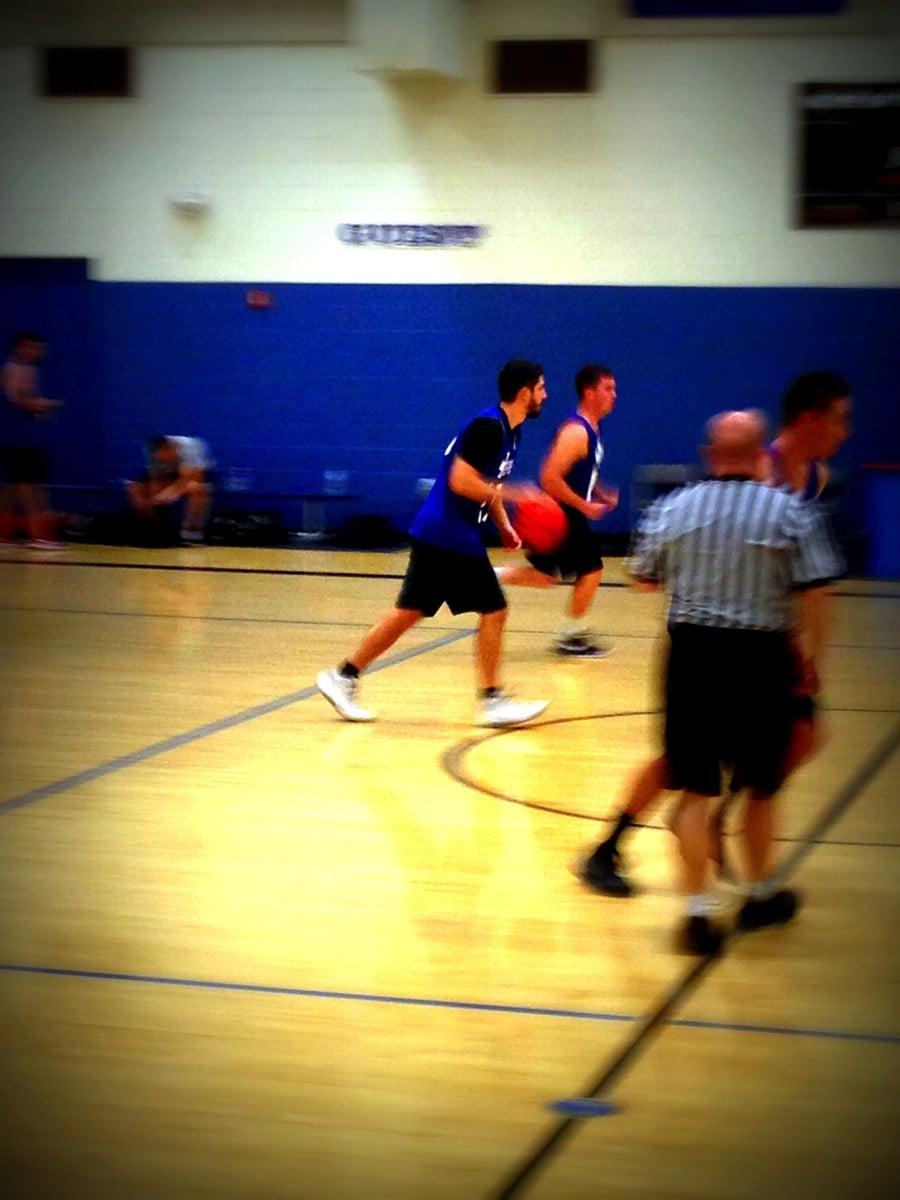 Paul basketball