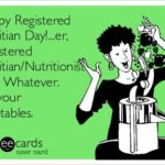Happy National Dietitians Day: How I Became An RD and More!