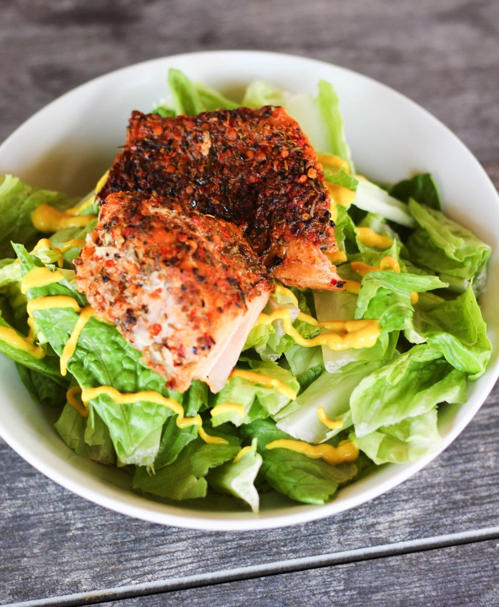 Salmon salad 1513