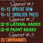 Shoulder-Superset