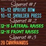 Shoulder-Superset