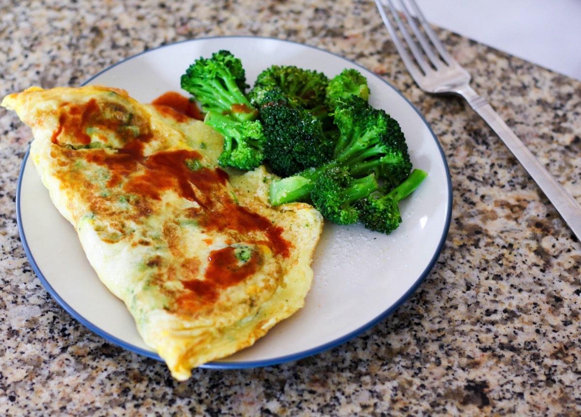 Omelet 1780