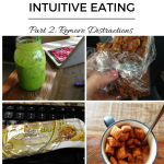 Eating Without Distractions