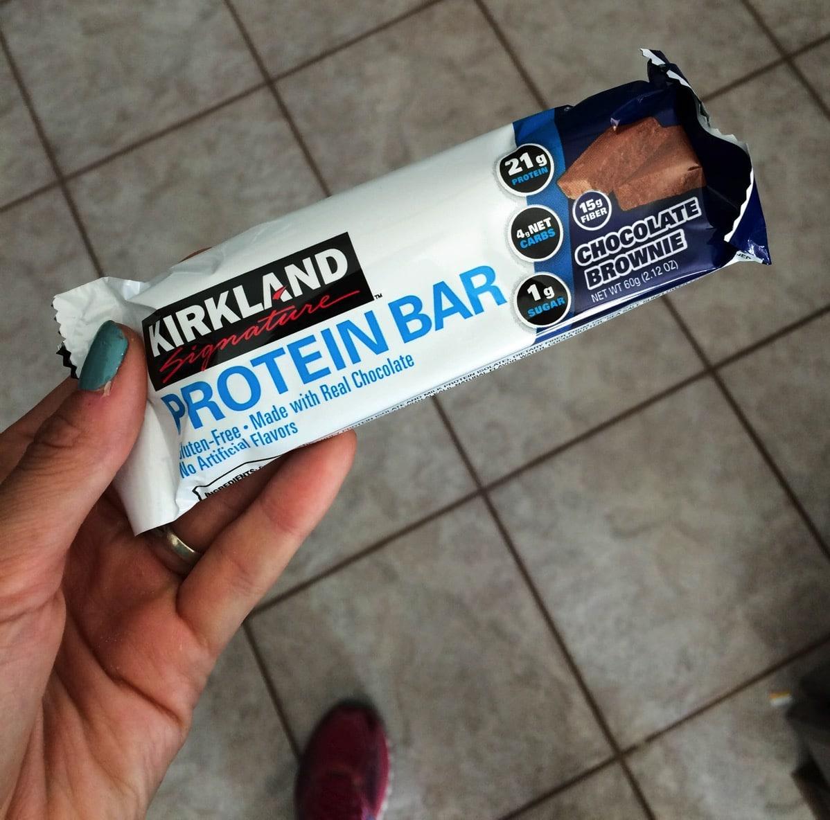 Kirklandprotein bar