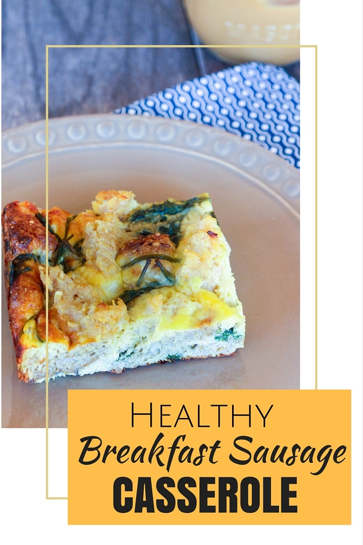 healthy-breakfast-sausage-casserole