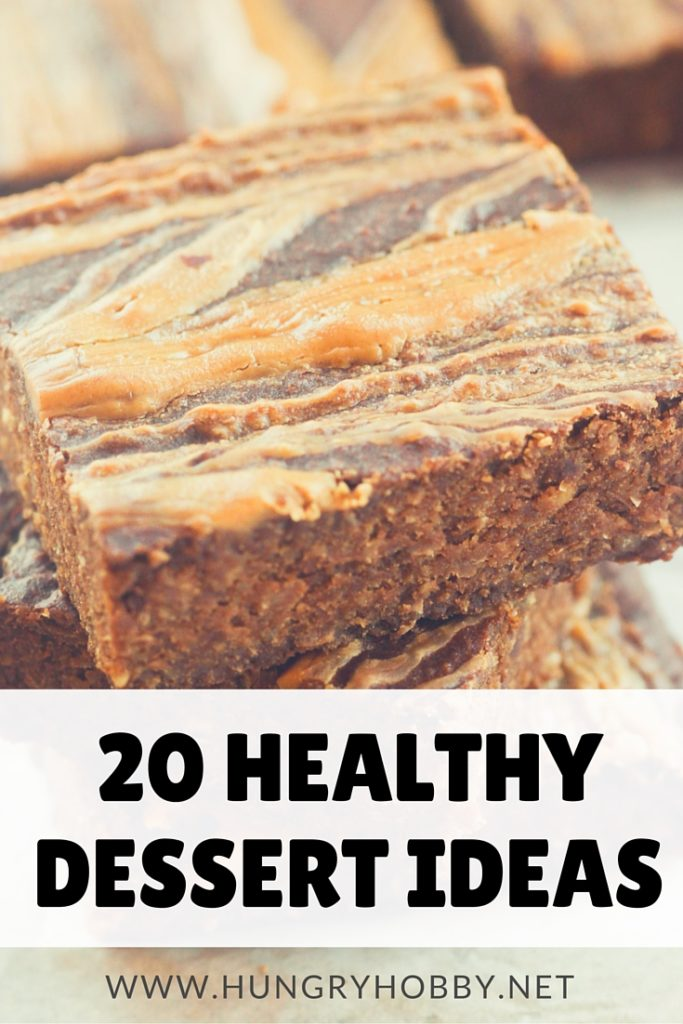 20 Simple and Easy Healthy Dessert Ideas