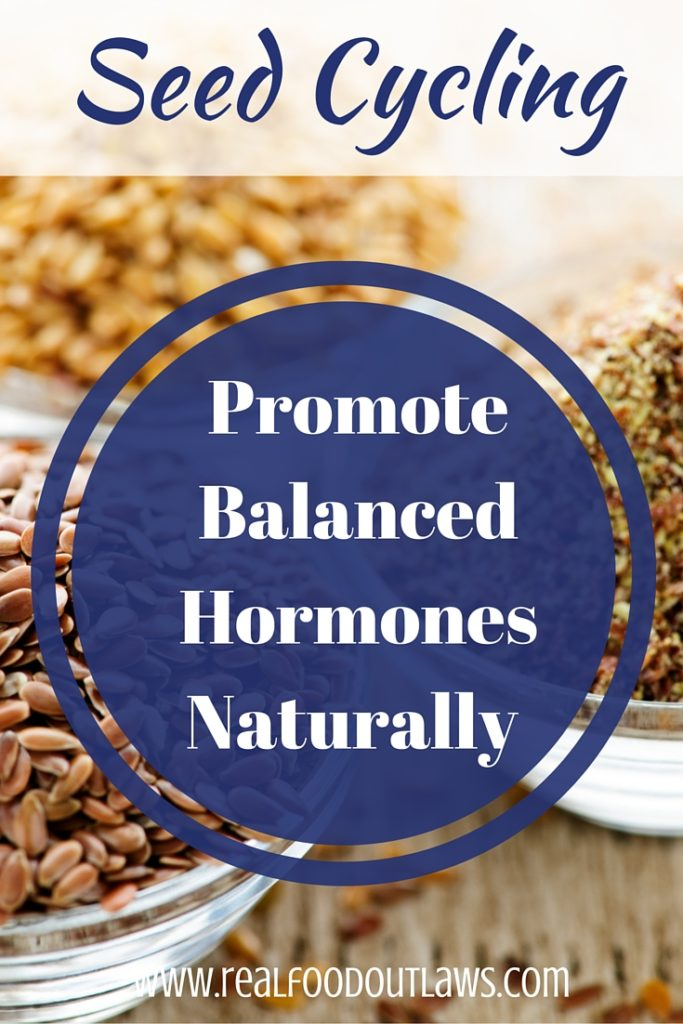 Promote Balanced Hormones Naturally