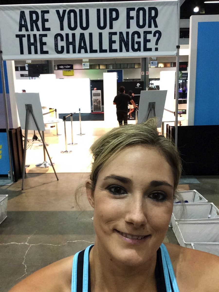 Challenge workout kelli