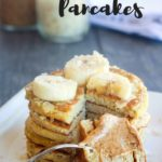 Coconut Flour Pancakes (with VIDEO)