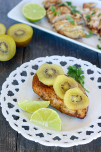 Kiwi Lime Marinated Chicken